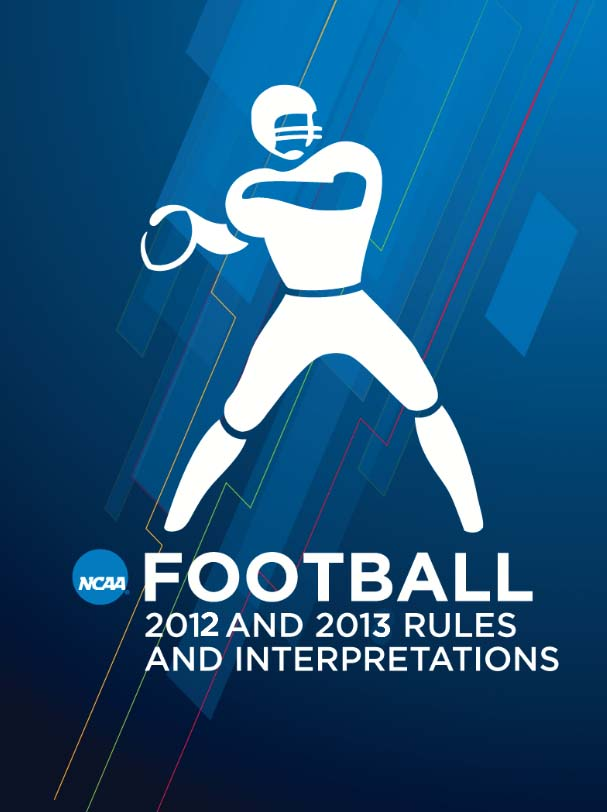 Football 2013 and 2014 Rules and Interpretations, PDF format